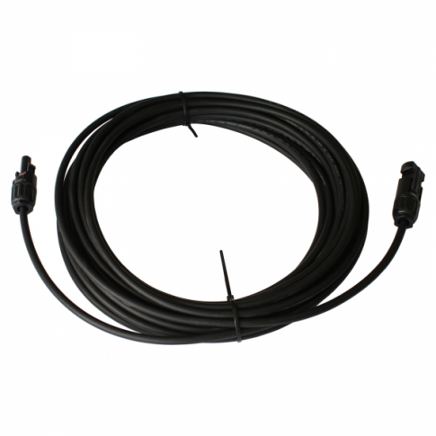 10m single core extension cable (2.5mm) with MC4 connectors