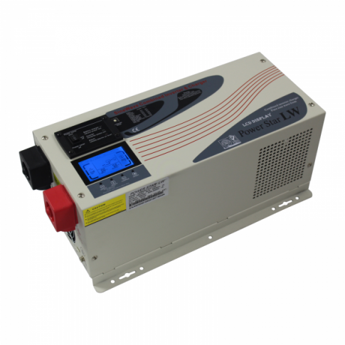 3000W 24V low frequency pure sine wave off-grid inverter (peak power 9000W)