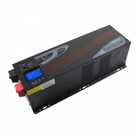 6000W 48V low frequency pure sine wave off-grid inverter (peak power 18000W)