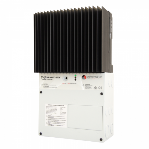 Morningstar TriStar 60A MPPT 600V charge controller for solar, wind or hydro off-grid applications