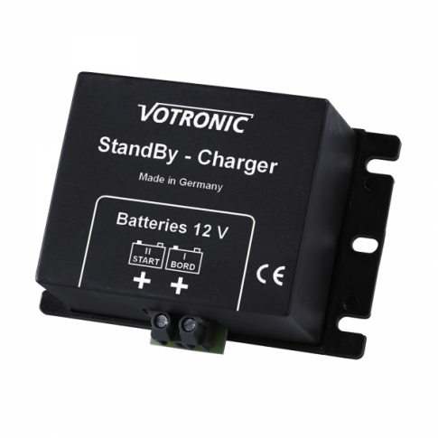 2A 12V DC to DC battery to battery trickle charger