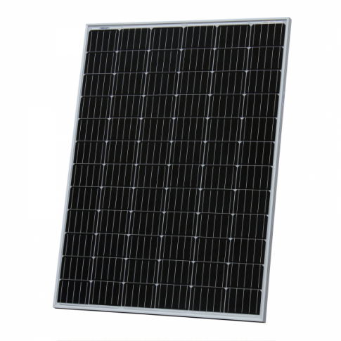 200W monocrystalline solar panel with 1m cable