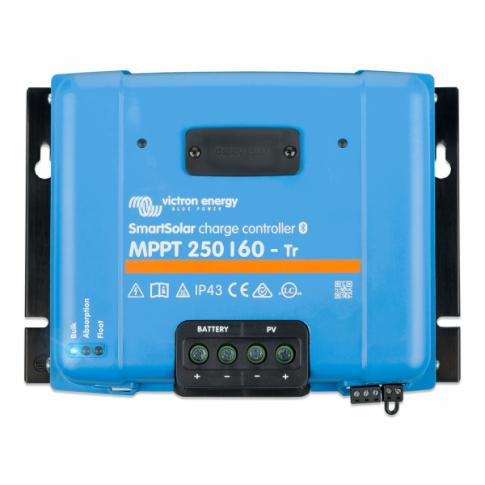 Victron SmartSolar MPPT 250/60 60A solar charge controller for solar panels up to 860W (12V) / 1720W (24V) / 2580W (36V) / 3440W (48V) up to 250V (Bluetooth inbuilt)