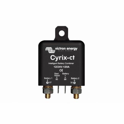Victron Cyrix-ct 120A 12/24V Intelligent Battery Combiner