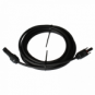 5m single core extension cable (2.5mm) with MC4 connectors