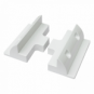 Solar panel short side mounting brackets /mounts for motorhome, caravan, boat