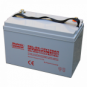 100Ah 12V Gel deep cycle battery for motorhomes, caravans, boats and off-grid power systems