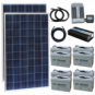 Medium Off-Grid Household Solar Power System
