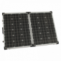 120W 12V/24V folding solar panel without a solar charge controller (German solar cells)