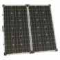 150W 12V/24V folding solar panel without a solar charge controller (German solar cells)