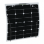 50W flexible solar panel made of back-contact cells with durable ETFE coating, for motorhome, caravan, camper, rv, boat