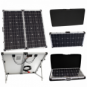 150W 12V folding solar charging kit for camper, caravan, boat or any other 12V system - German solar cells