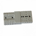 50A battery plug / connector for solar charging kits or jump start kits for vehicle and boat batteries