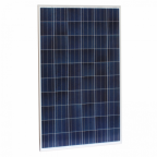 250W polycrystalline solar panel for for off-grid solar systems, vehicles and boats
