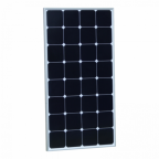 100W Solar Panel (Back-Contact Solar Cells) for Motorhome, Caravan, Camper, Boat, Yacht