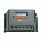 45A solar charge controller/regulator with LCD display for 12V/24V/36V/48V battery