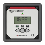 Morningstar remote LCD meter RM-1 for SunSaver Duo controllers, SunSaver MPPT controllers and SureSine inverters