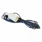 E27 12V Light bulb holder with a 5m 0.5mm cable with a bare end