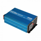 600W 24V pure sine wave power inverter 230V AC output (UK socket), with powerful USB charging port