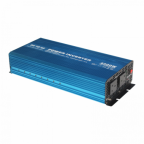 4000W 24V pure sine wave power inverter 230V AC output (UK sockets), with remote on/off switch
