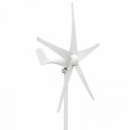 200W 12V wind turbine with 5 blades