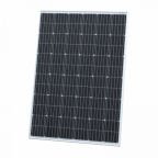 250W 12V solar panel with 5m cable for camper / caravan / boat, made of high quality German solar cells