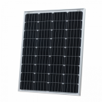 100W 12V solar panel with 5m cable (German solar cells)
