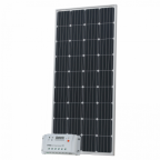 180W 12V solar charging kit with 20A controller and 5m cable (German solar cells)
