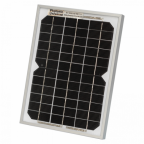 5W monocrystalline solar panel (trickle charger)