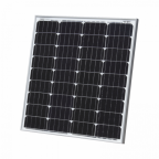 80W 12V solar panel with 5m cable (German solar cells)