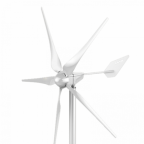 600W 24V high efficiency wind turbine with 5 blades