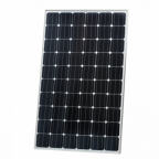 320W 12V solar panel with 5m cable (German solar cells)