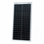 40W 12V solar panel with 5m cable (German solar cells)