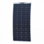160W Reinforced semi-flexible solar panel with a durable ETFE coating (German solar cells)