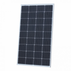 120W monocrystalline solar panel with 5m cable