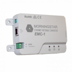 Morningstar EMC-1 Ethernet Meterbus Converter for remote monitoring of Morningstar controllers