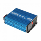 300W 24V pure sine wave power inverter 230V AC output (UK socket), with powerful USB charging port