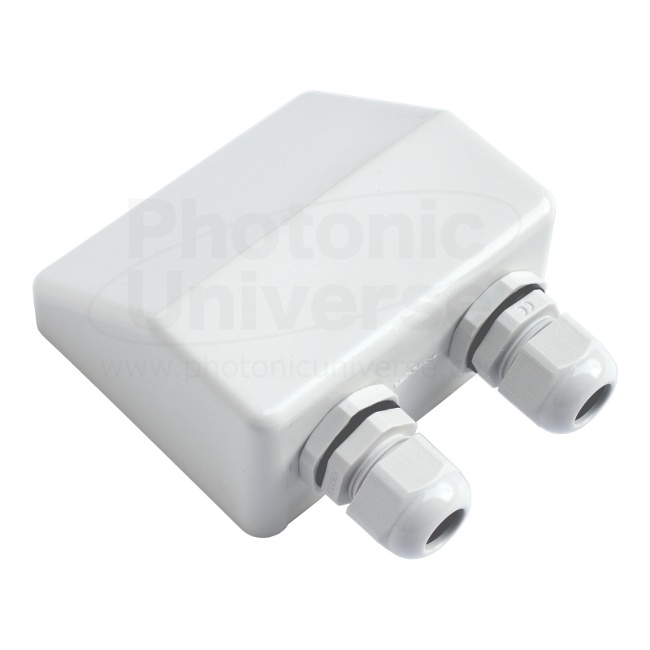 Waterproof Double Cable Entry Gland 6 12mm For Solar