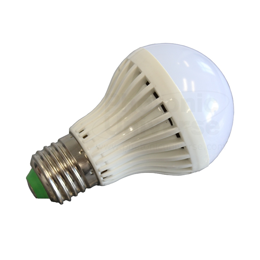 5w 12v Led High Efficiency Light Bulb With E27 Fitting For