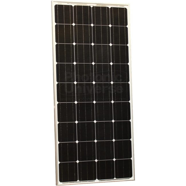 150w 12 Volt Dual Battery Solar Panel Charging Kit For
