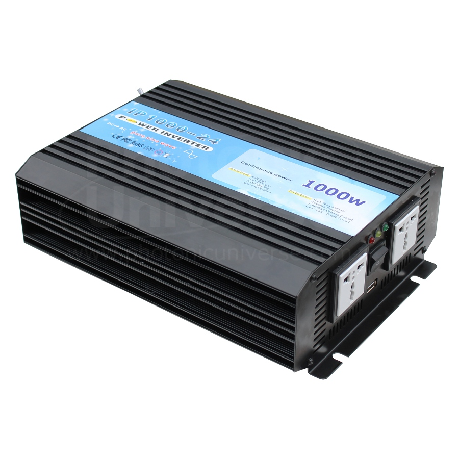 W peak pure sine wave power inverter v