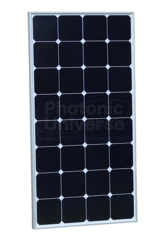 100w Solar Panel For Motorhome Caravan Campervan Boat