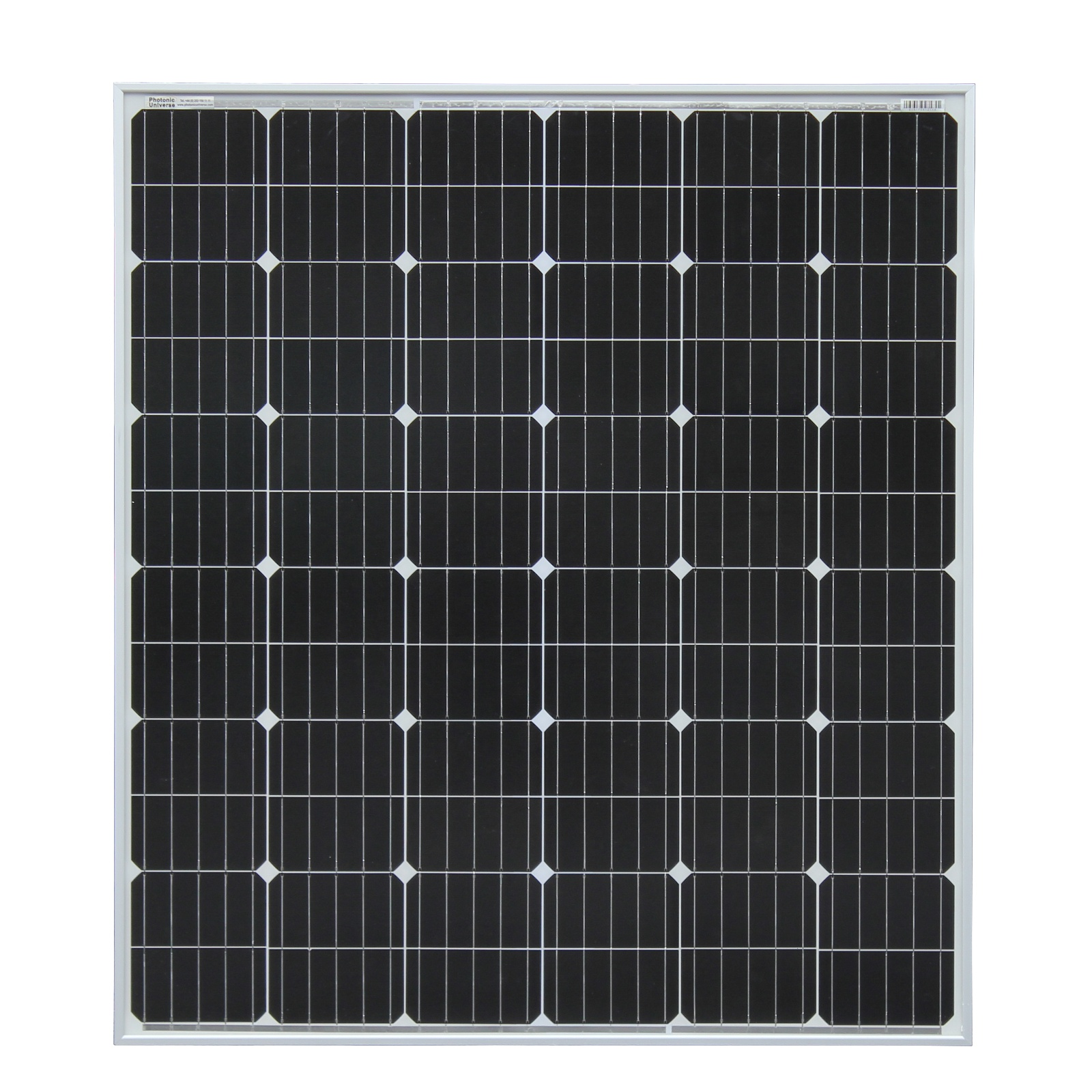 200w 12v Dual Battery Solar Panel Charging Kit Motorhome